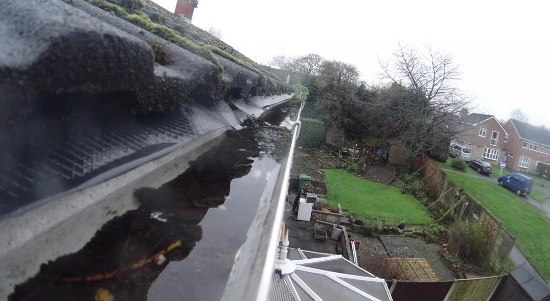 How often should gutters be cleaned? - Wrights Cleaning