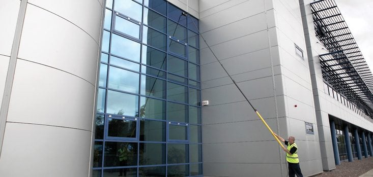 Is Window Cleaning Important for Your Business?