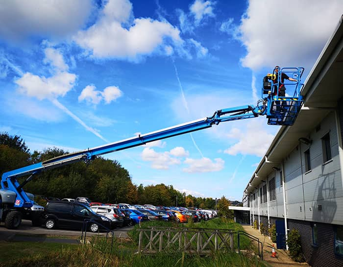 Commercial Gutter Cleaning in Rotherham & Sheffield