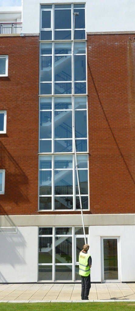 Communal Window Cleaning