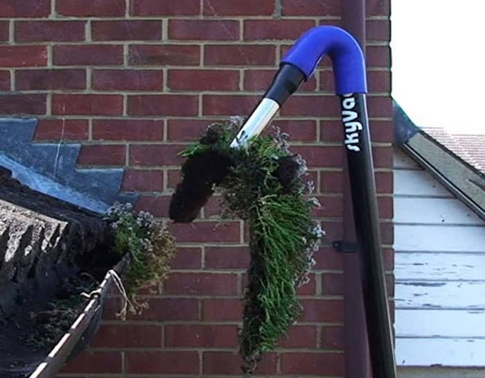 Gutter Cleaning - Blockages