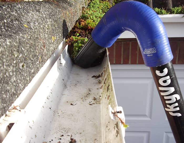 Gutter Cleaning in Rotherham & Sheffield