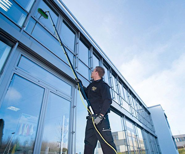 Rotherham UCR Window Cleaning